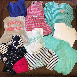 Carter's size 3T lot!